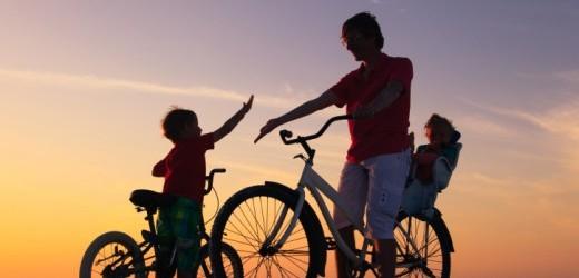 Ecco alcuni consigli per insegnare ad andare in bicicletta ai vostri bimbi