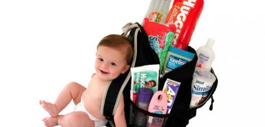 Ecco alcuni consigli per il viaggio con un neonato
