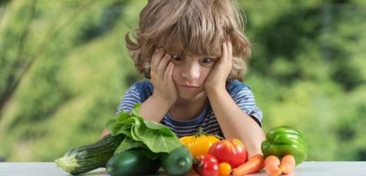 7 Consigli per far mangiare le verdure ai vostri bimbi