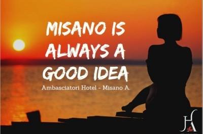 Offerte Hotel Giugno 2021 al mare di Misano - Hotel Ambasciatori Misano Adriatico